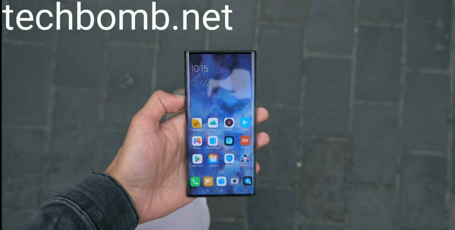 Xiaomi mix alpha review 2020
