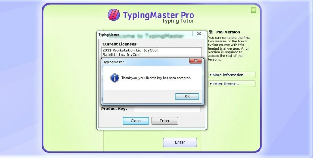 Typing master pro licence key