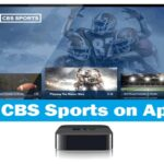 How To Install and Watch CBS Sports on Apple TV?