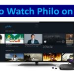 how to watch philo on roku