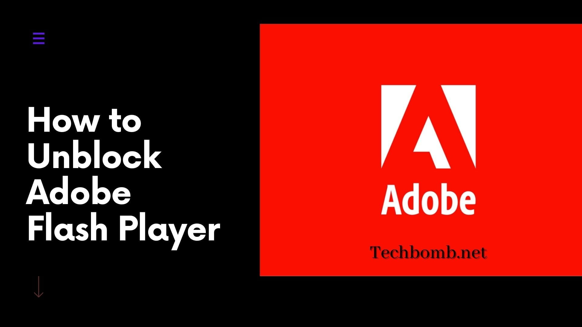 How To Unblock Adobe Flash Player on Google Chrome [Edge and Firefox]