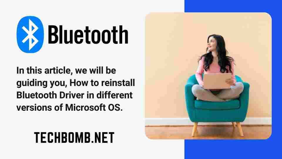 How To Reinstall Bluetooth Driver