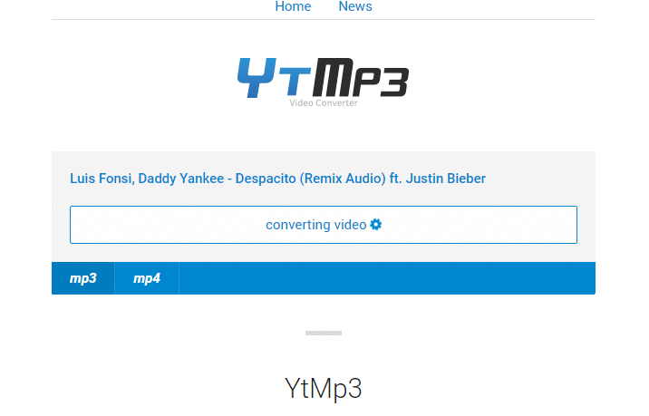 Best VideoGrabby Alternatives is YTMP3