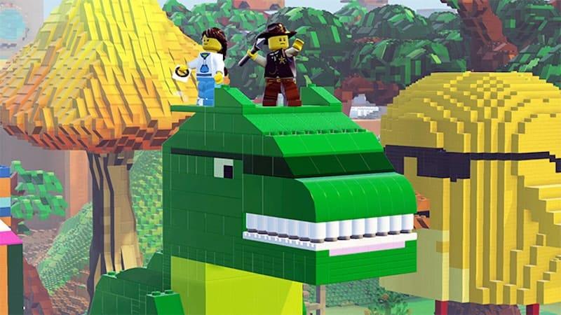 Lego Worlds Cheat Codes