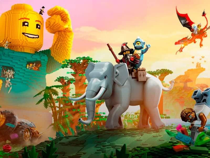 Lego Worlds Cheat Codes & Unlock Codes