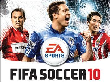 Fifa Soccer 10 is Best PC Games under 4GB RAM