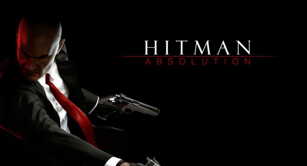 Hitman Absolution Best PC Games for 4GB RAM