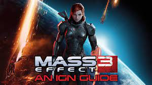 Mass Effects 3 Best PC Games for 4GB RAM