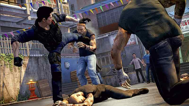 Sleeping Dogs Best PC Games for 4GB Ram