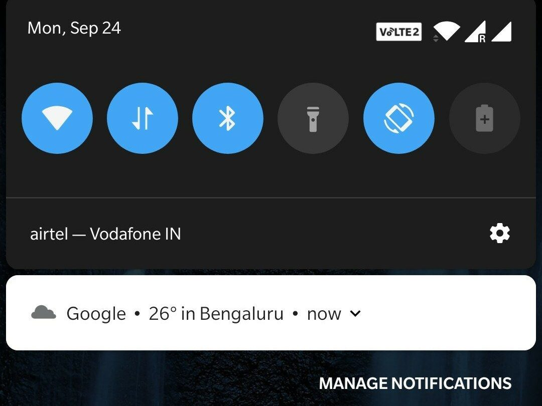 Disconnect the Wi-Fi, Wait, Connect! in android