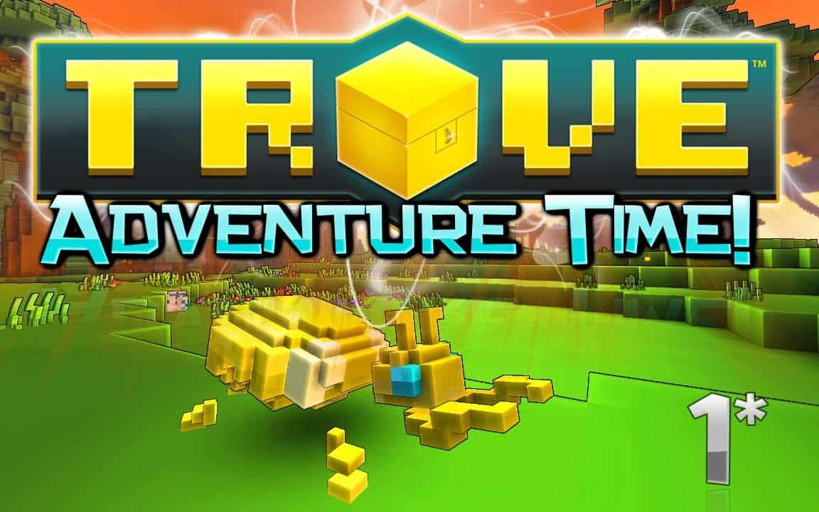Trove-Adventure Time