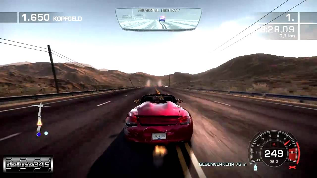 need for speed hot pursuit gameplay