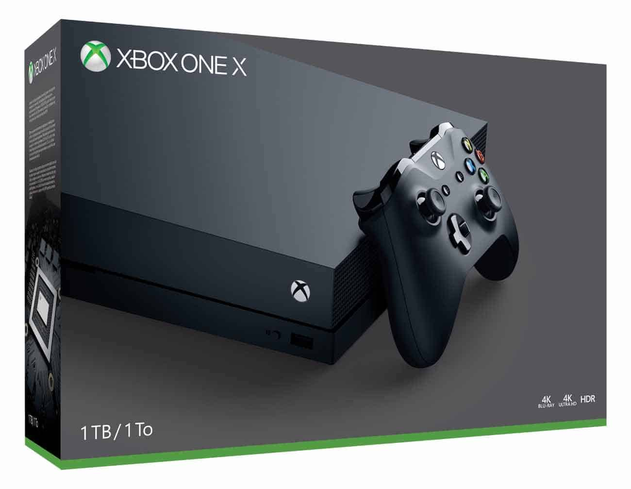 Xbox One X Performance