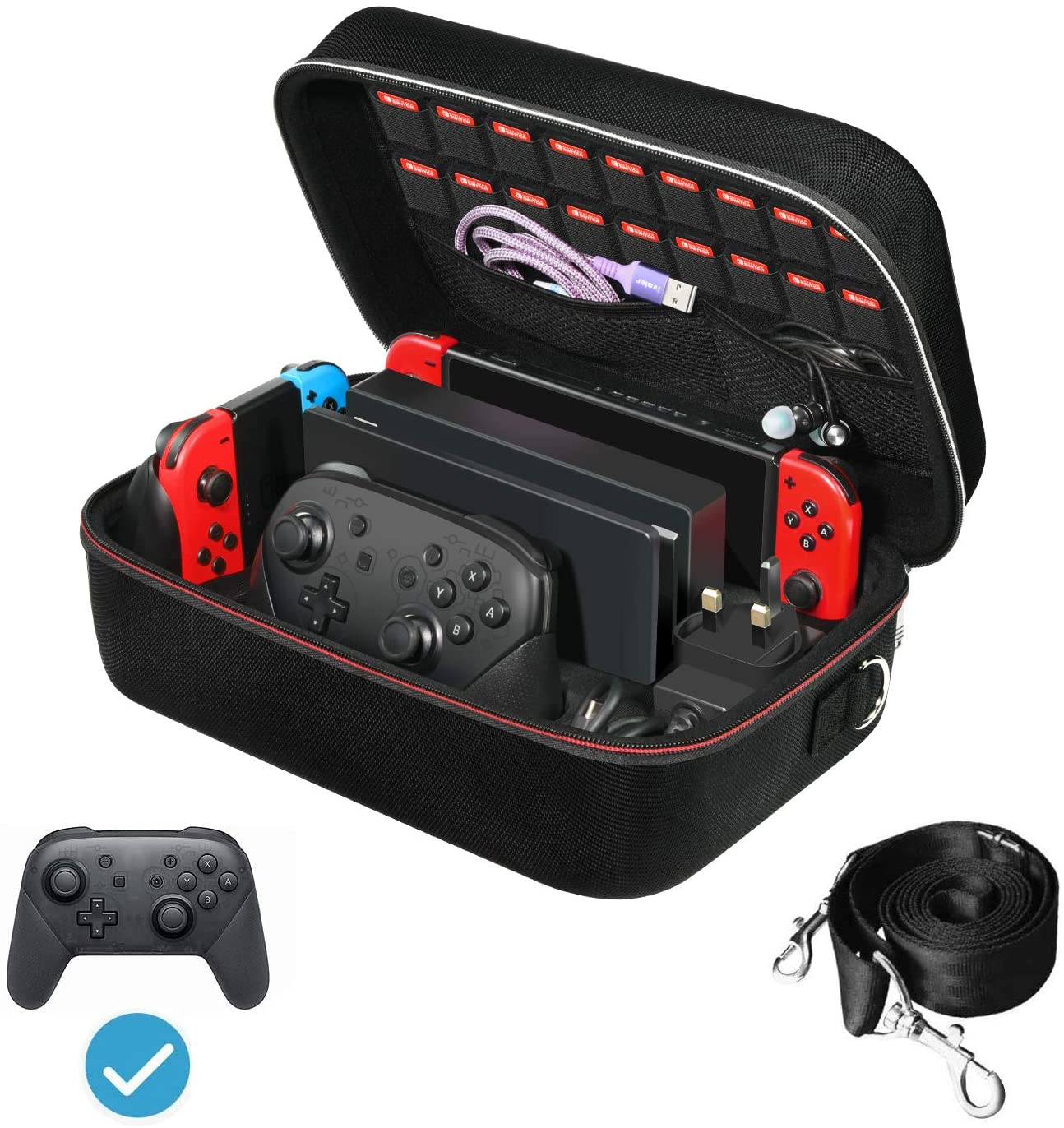 nintendo switch carry case