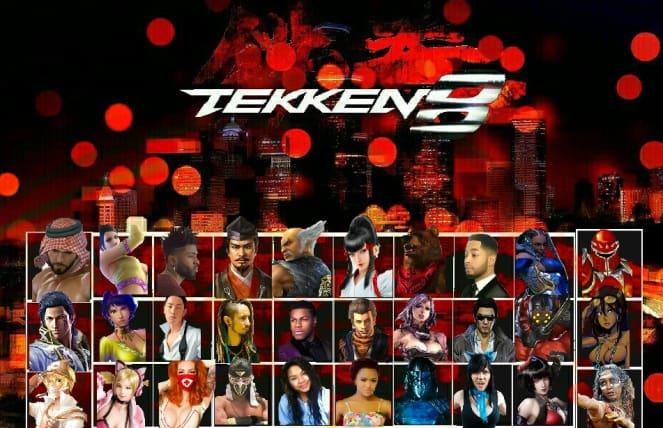 tekken-8 Charecters