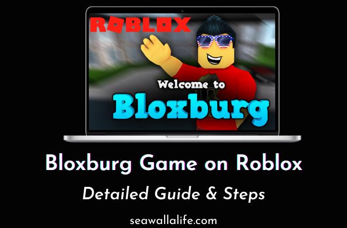 Bloxburg Game on Roblox