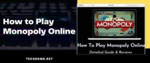 How to Play Monopoly Online