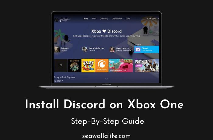 Discord on Xbox One