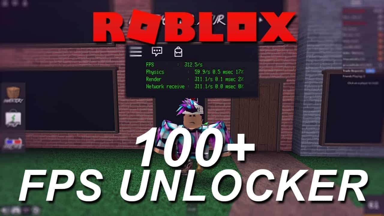 Roblox FPS Unlocker