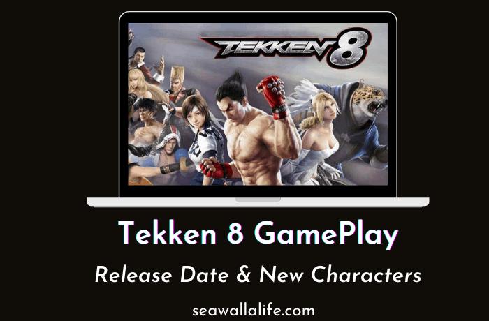 Tekken 8 GamePlay