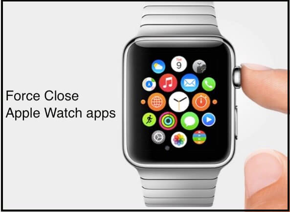 close apps in apple watch